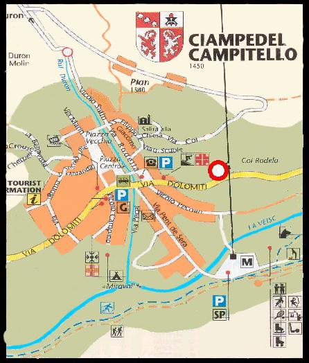 Location - Appartamenti Carla – Campitello di Fassa